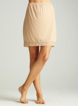 Jones New York 19 Half Slip With Lace Trim