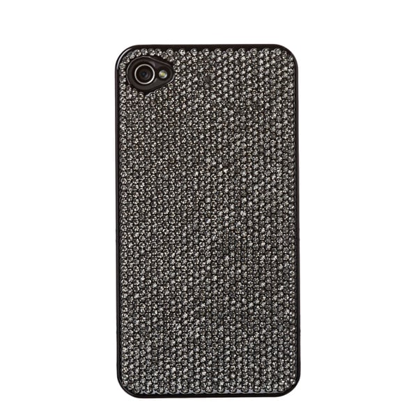 2ME STYLE Metallic Crystal iPhone 4/4S Cover