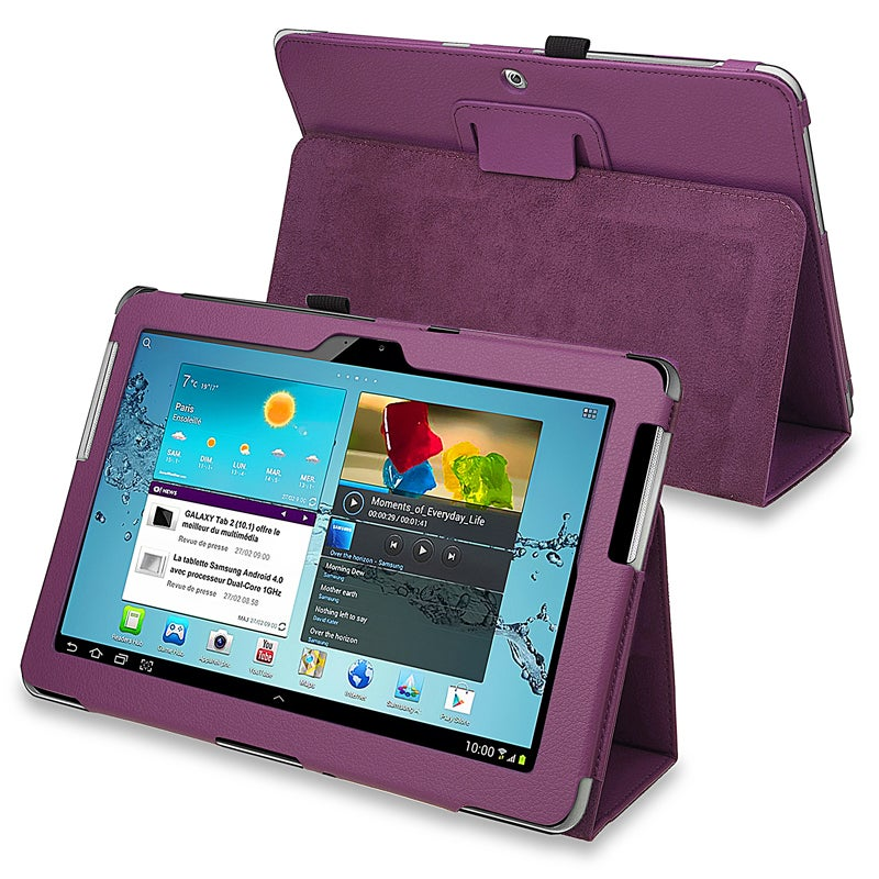 BasAcc Case with Stand for Samsung Galaxy Tab 2 10.1 P5100/ P5110