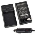 BasAcc Compact Battery Charger for Nikon EN-EL20