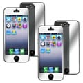 BasAcc Mirror Screen Protector for Apple iPhone 5 (Pack of 2)