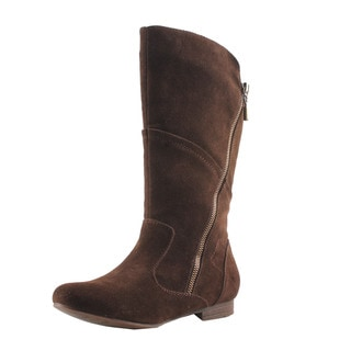 Elegant by Beston Women's 'Meley-4' Brown Boots