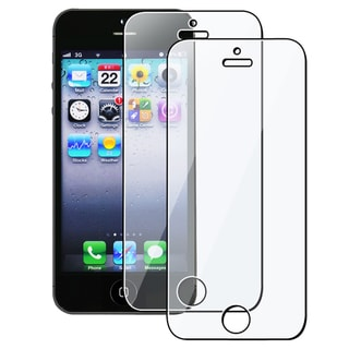 BasAcc Screen Protector for Apple iPhone 5 (Pack of 2)