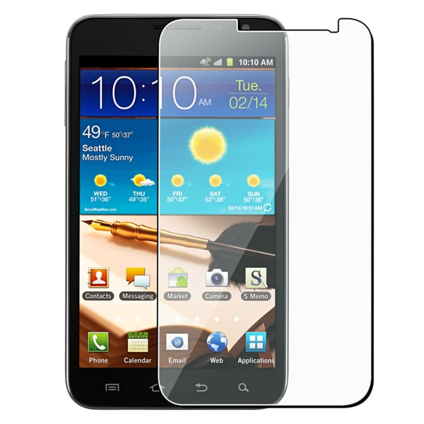 INSTEN Screen Protector for Samsung Galaxy Note LTE i717