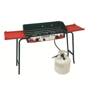 Camp Chef Pro 2-burner Propane Stove