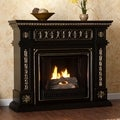 Alessia Black Gel Fuel Fireplace