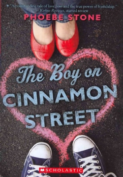 The Boy on Cinnamon Street (Paperback)