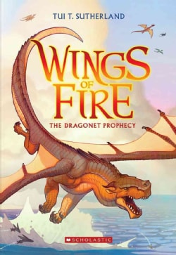 The Dragonet Prophecy (Paperback)