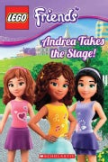 Andrea Takes the Stage (Paperback)