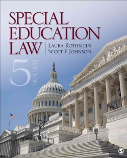 Special Education Law (Paperback)