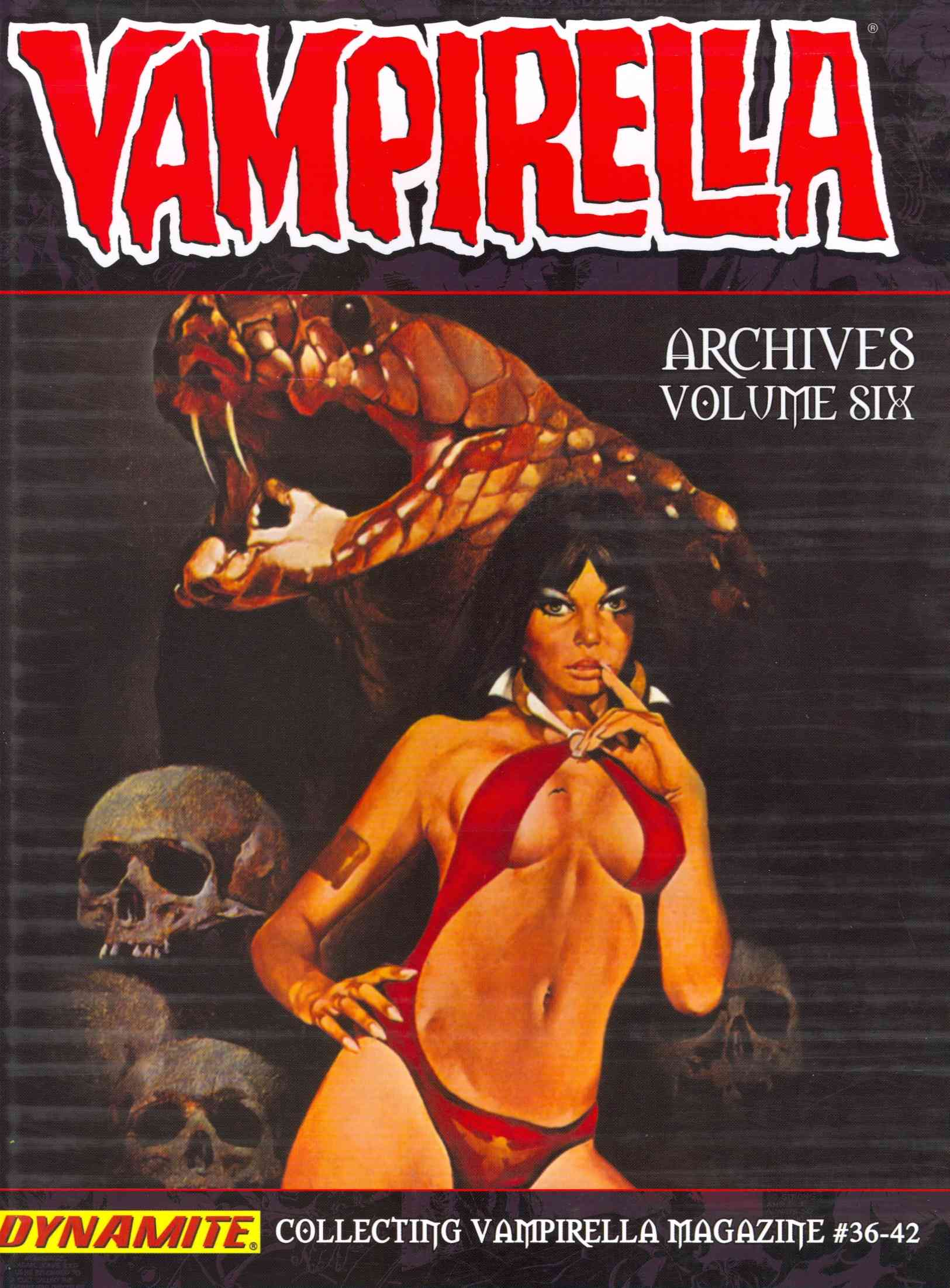 Vampirella Archives 6 (Hardcover)