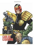 Judge Dredd 1: The Complete Carlos Ezquerra (Hardcover)