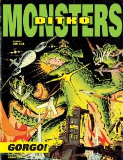 Ditko Monsters: Gorgo! (Hardcover)