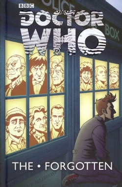 Doctor Who: The Forgotten (Hardcover)