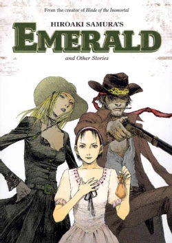 Hiroaki Samura's Emerald and Other Stories (Paperback)