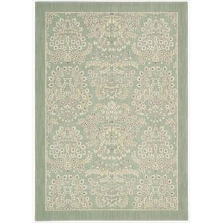 Barclay Butera Hinsdale Celery Rug (5'3 x 7'5) by Nourison