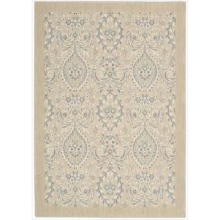 Barclay Butera by Nourison Hinsdale Lily Rug (5'3 x 7'5)
