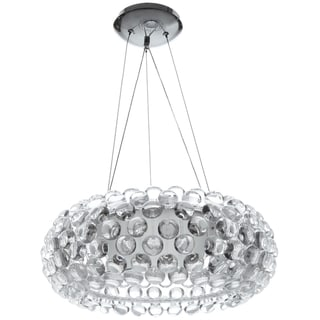 20-inch Caboche Style Ceiling Fixture