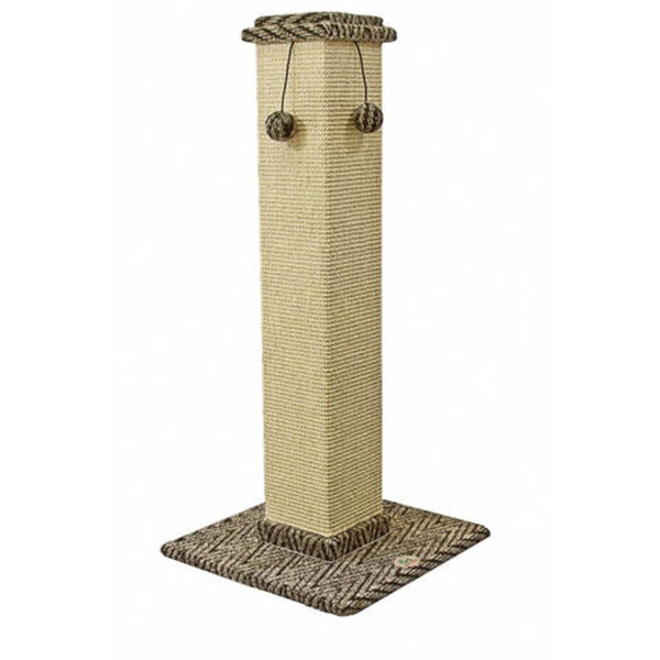 Go Pet Club 35-Inch High Cat Tree Scratching Post