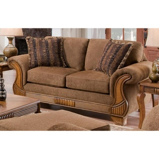 Sullivan Chocolate Coffee Loveseat