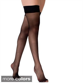 American Apparel Women's Sheer Luxe Hold Ups