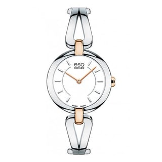 ESQ Women's Corbel Two-tone Stainless Steel Watch