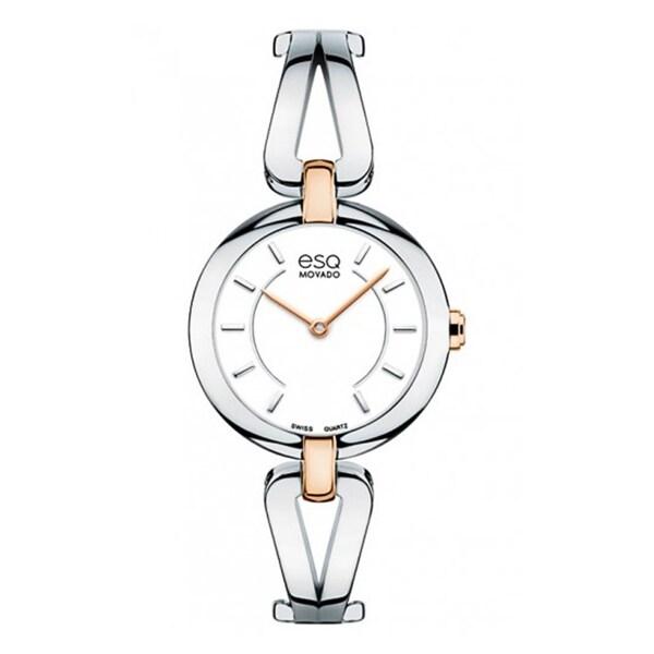 ESQ Women's Corbel Two-tone Stainless Steel Watch