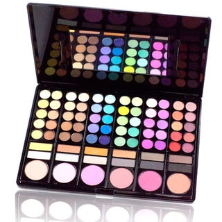 Shany Professional 78-Color Eyeshadow and Blush Palette