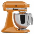 KitchenAid RRK150TG Tangerine 5-quart Artisan Tilt-Head Stand Mixer (Refurbished)