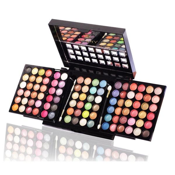 Shany 96-color Metallic Eyeshadow Kit