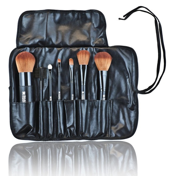 Shany Studio-quality 7-piece Natural Makeup Brush Set