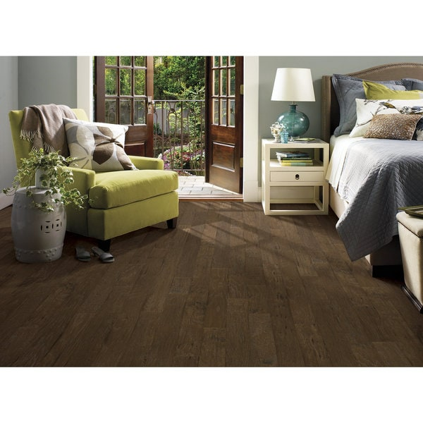 Shaw industries eagle crest mink hardwood flooring for Hardwood floors 600 sq ft