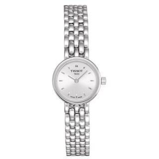 Tissot Women's T-Trend Lovely Silver Dial Watch