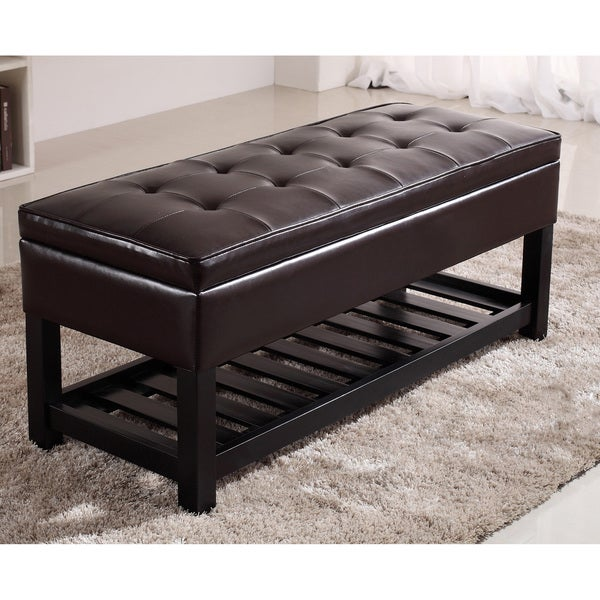 WYNDENHALL Essex Entryway Storage Bench