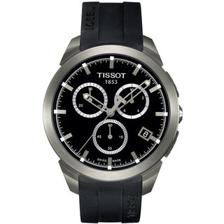 Tissot T-Sport Men's Titanium Chronograph Watch