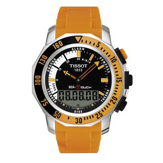 Tissot Men's T026.420.17.281.03 Sea-Touch Diver Watch