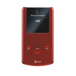 Sony Ericsson W518a GSM Unlocked Walkman Phone