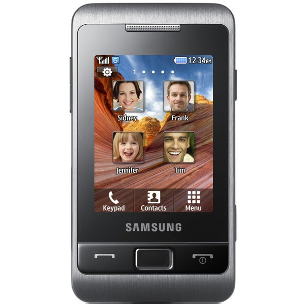 Samsung Champ 2 C3330 GSM Unlocked Touchscreen Cell Phone