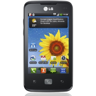 LG Optimus Hub E510g GSM Unlocked Android OS Cell Phone