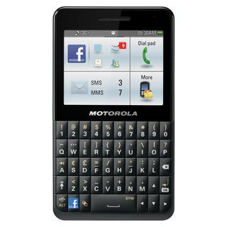 Motorola MOTOKEY Social EX225 GSM Unlocked Cell Phone