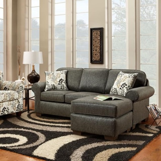 Lily Stoked Ash Sofa Sectional