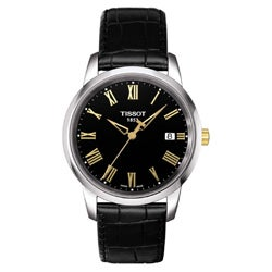 Tissot Men's T-Classic Dream Black Watch