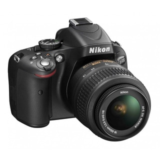 Nikon D5100 16.2MP Digital SLR Camera With 18-55mm VR Lens