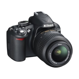 Nikon D3100 Digital SLR Camera Kit with 18-55mm VR Lens