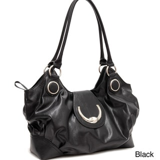 Dasein Slouchy Satchel Bag