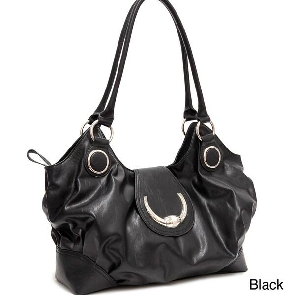 Dasein Slouchy Satchel Bag