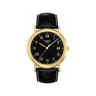 Tissot Men's 18k Gold Carson Watch
