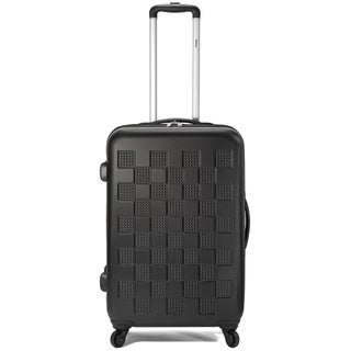 Benzi Black 20-inch Hardsided Carry-On Spinner Upright