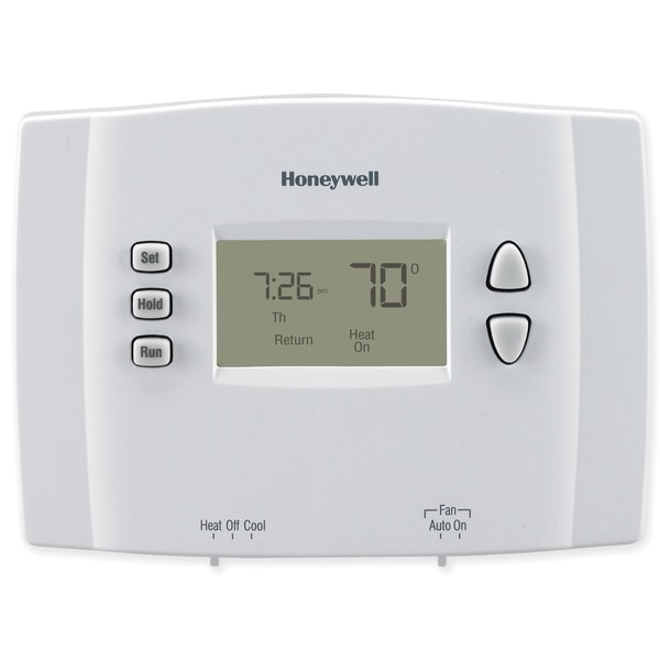 Basic 1-week Programmable Thermostat