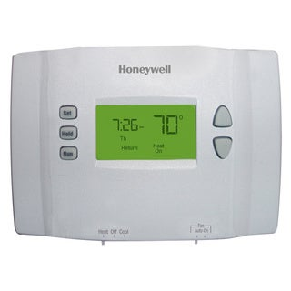 Programmable 2-day Thermostat with Digital Display